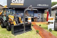 Case e Jmalucelli equipamentos apresentam novidades