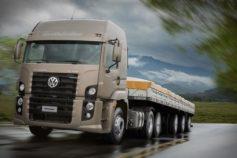 Volkswagen Constellation chega à marca de 230 mil unidades