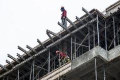 Emprego na construção brasileira cresceu 2,89%