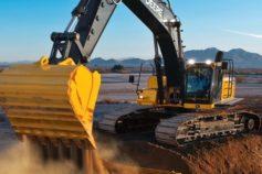 Equipamentos John Deere aplicados no setor de mineração