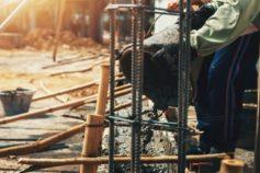 Comércio de cimento cresce em agosto
