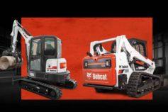 Escavadeiras série R da Bobcat