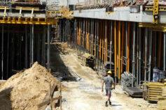 Inflação da construção civil cresce em janeiro