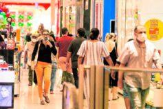 Vendas do comércio cearense caem 9,9% em março