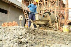 PIB da construção cresce 2,7% no segundo trimestre