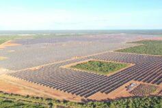 Com investimento de quase R$ 423 mi, complexo solar vai gerar 2,8 mil empregos no interior do Ceará