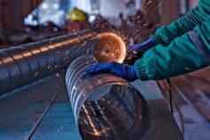 Produção da indústria do aço volta ao nível pré-pandemia
