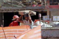 Crise econômica preocupa construção civil e política mina confiança